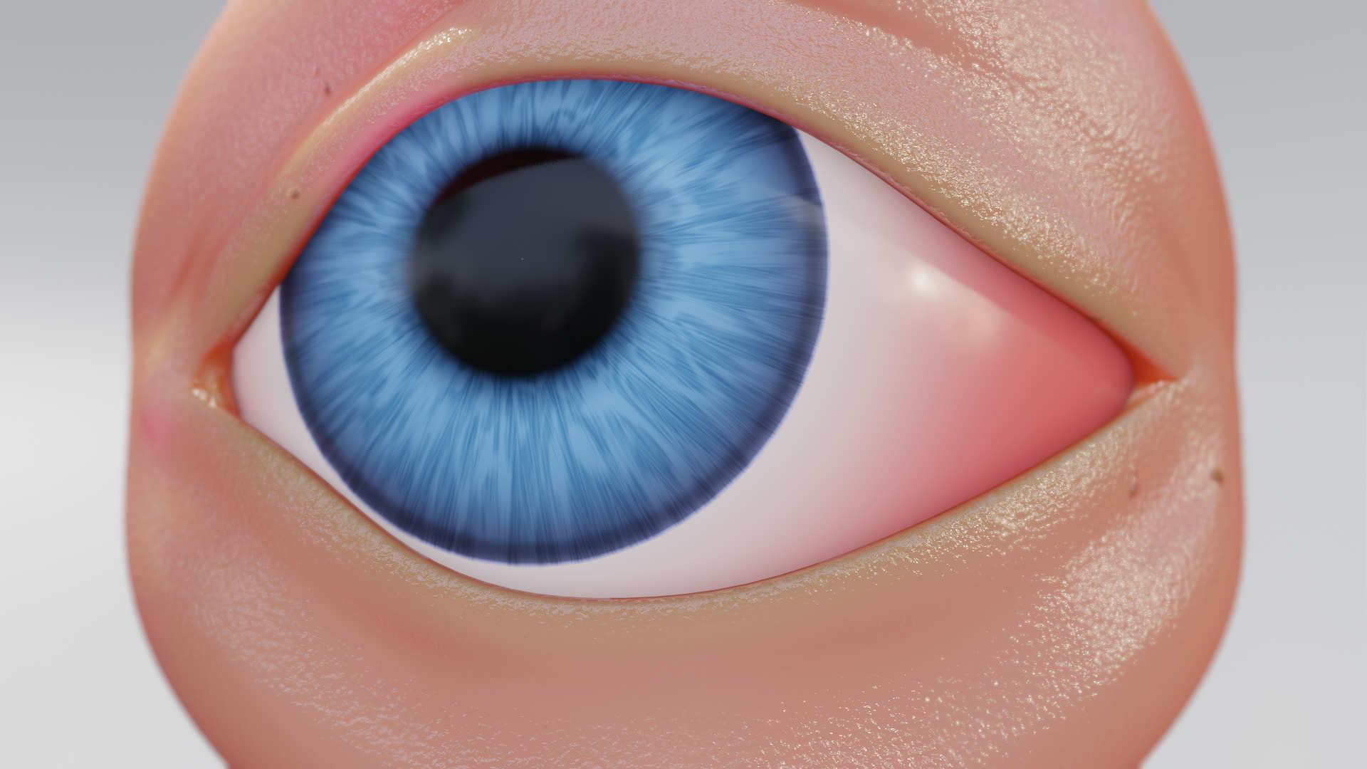 Procedural Eye