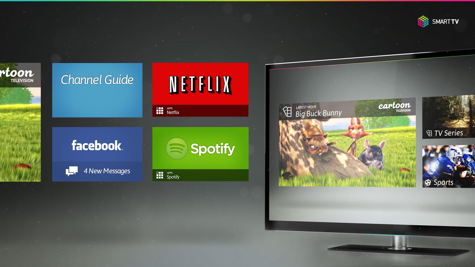 Smart TV Demo