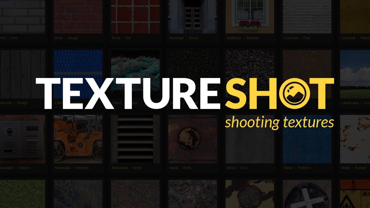 TextureShot Webpage